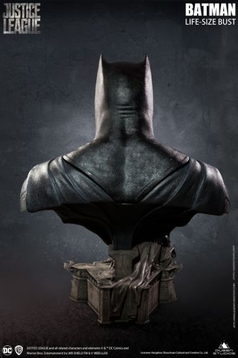 Queen Studios - Justice League - Batman - Life-Size Bust - 18