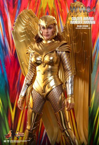 Hot Toys - Wonder Woman 1984 - Golden Armor - 03