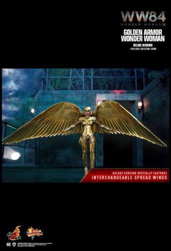 Hot Toys - Wonder Woman 1984 - Golden Armor - 06