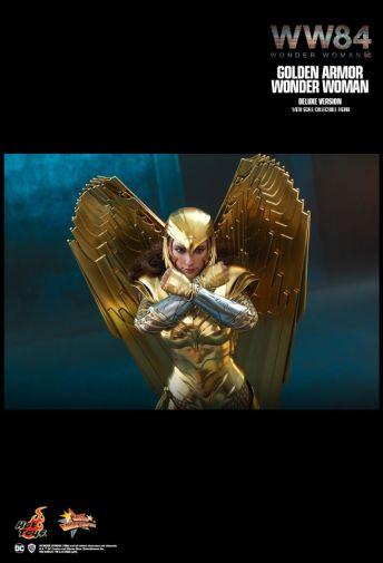 Hot Toys - Wonder Woman 1984 - Golden Armor - 12