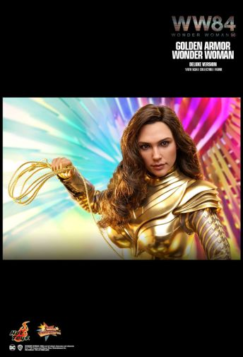 Hot Toys - Wonder Woman 1984 - Golden Armor - 17