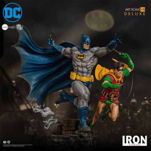 Iron Studios - Batman - Batman and Robin Diorama - 01