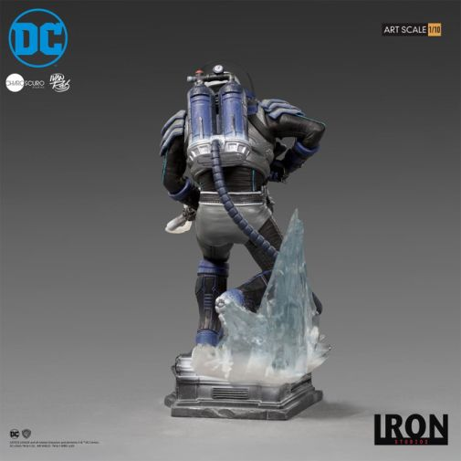 Iron Studios - Mr Freeze - Art Scale - 07