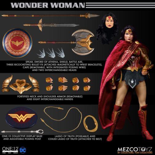 Mezco Toyz - Wonder Woman - 12