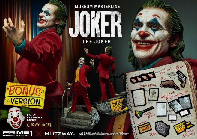 Prime 1 Studio - Joaquin Phoenix - Joker - 04