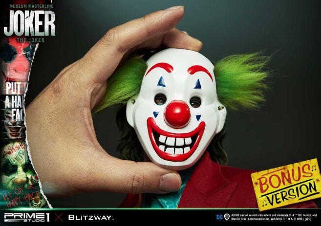 Prime 1 Studio - Joaquin Phoenix - Joker - 06