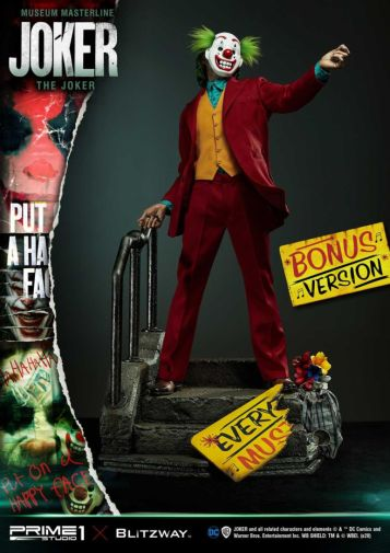 Prime 1 Studio - Joaquin Phoenix - Joker - 07