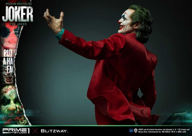 Prime 1 Studio - Joaquin Phoenix - Joker - 101