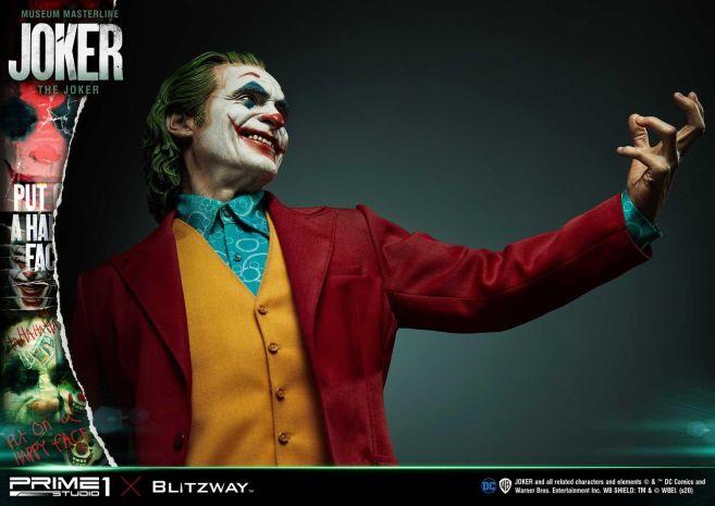 Prime 1 Studio - Joaquin Phoenix - Joker - 102