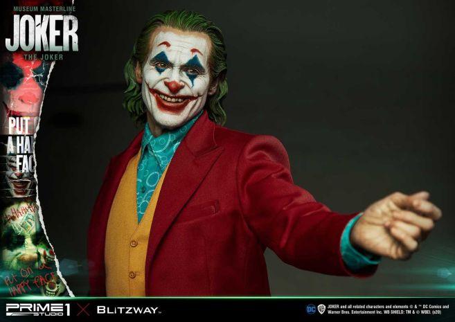 Prime 1 Studio - Joaquin Phoenix - Joker - 104