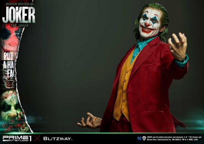 Prime 1 Studio - Joaquin Phoenix - Joker - 108