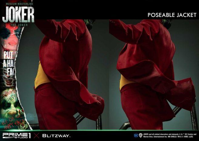 Prime 1 Studio - Joaquin Phoenix - Joker - 113