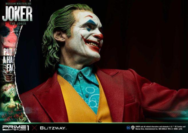 Prime 1 Studio - Joaquin Phoenix - Joker - 116