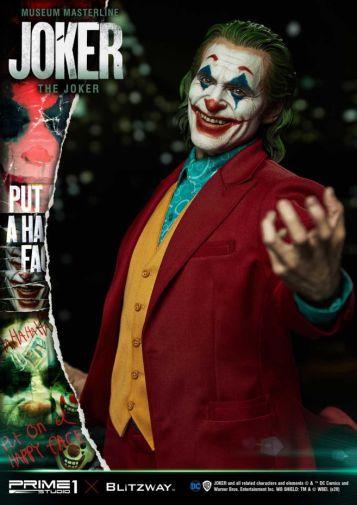 Prime 1 Studio - Joaquin Phoenix - Joker - 15