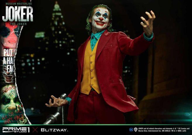 Prime 1 Studio - Joaquin Phoenix - Joker - 21