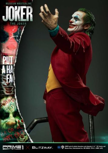 Prime 1 Studio - Joaquin Phoenix - Joker - 40