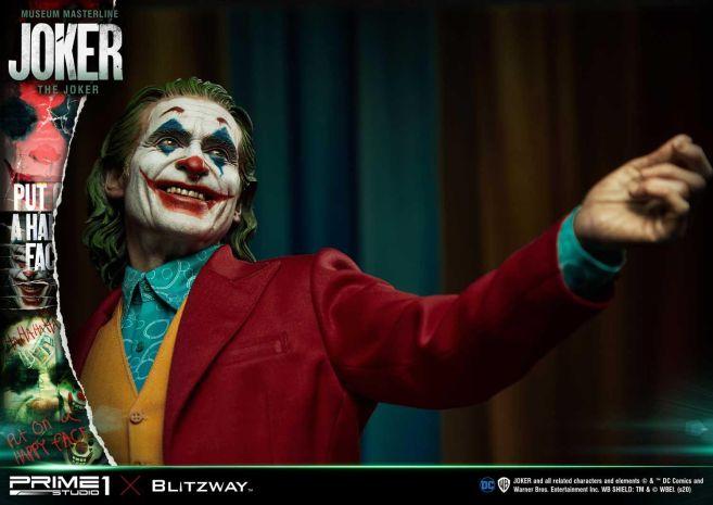 Prime 1 Studio - Joaquin Phoenix - Joker - 80