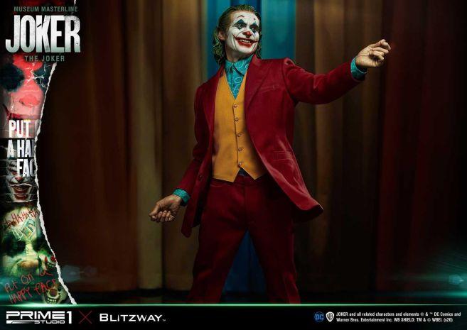 Prime 1 Studio - Joaquin Phoenix - Joker - 82