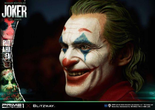 Prime 1 Studio - Joaquin Phoenix - Joker - 84