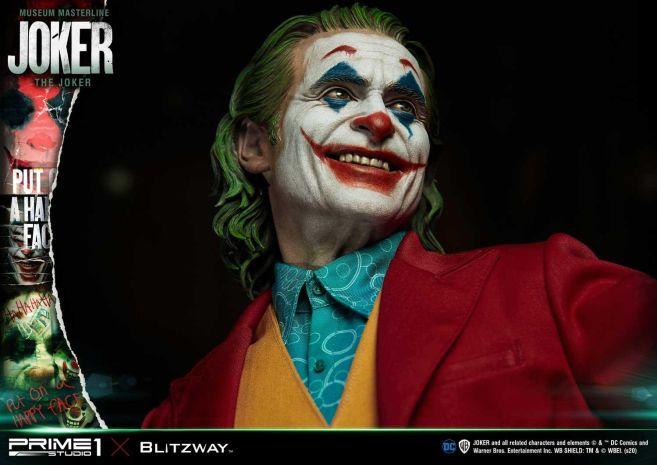 Prime 1 Studio - Joaquin Phoenix - Joker - 88