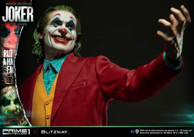 Prime 1 Studio - Joaquin Phoenix - Joker - 90