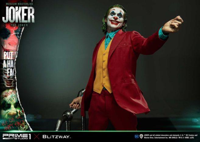Prime 1 Studio - Joaquin Phoenix - Joker - 93
