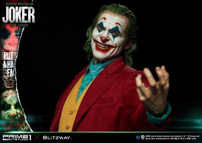Prime 1 Studio - Joaquin Phoenix - Joker - 95