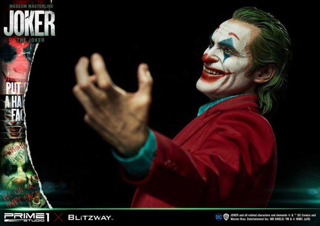 Prime 1 Studio - Joaquin Phoenix - Joker - 96