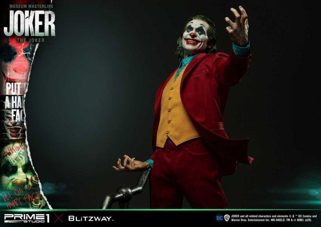 Prime 1 Studio - Joaquin Phoenix - Joker - 98