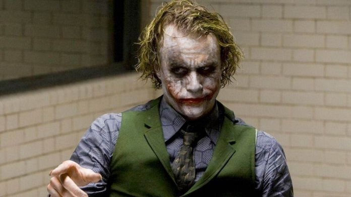 The Dark Knight - Heather Ledger - 01