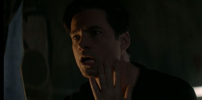 Warren Christie as Bruce Wayne in Batwoman