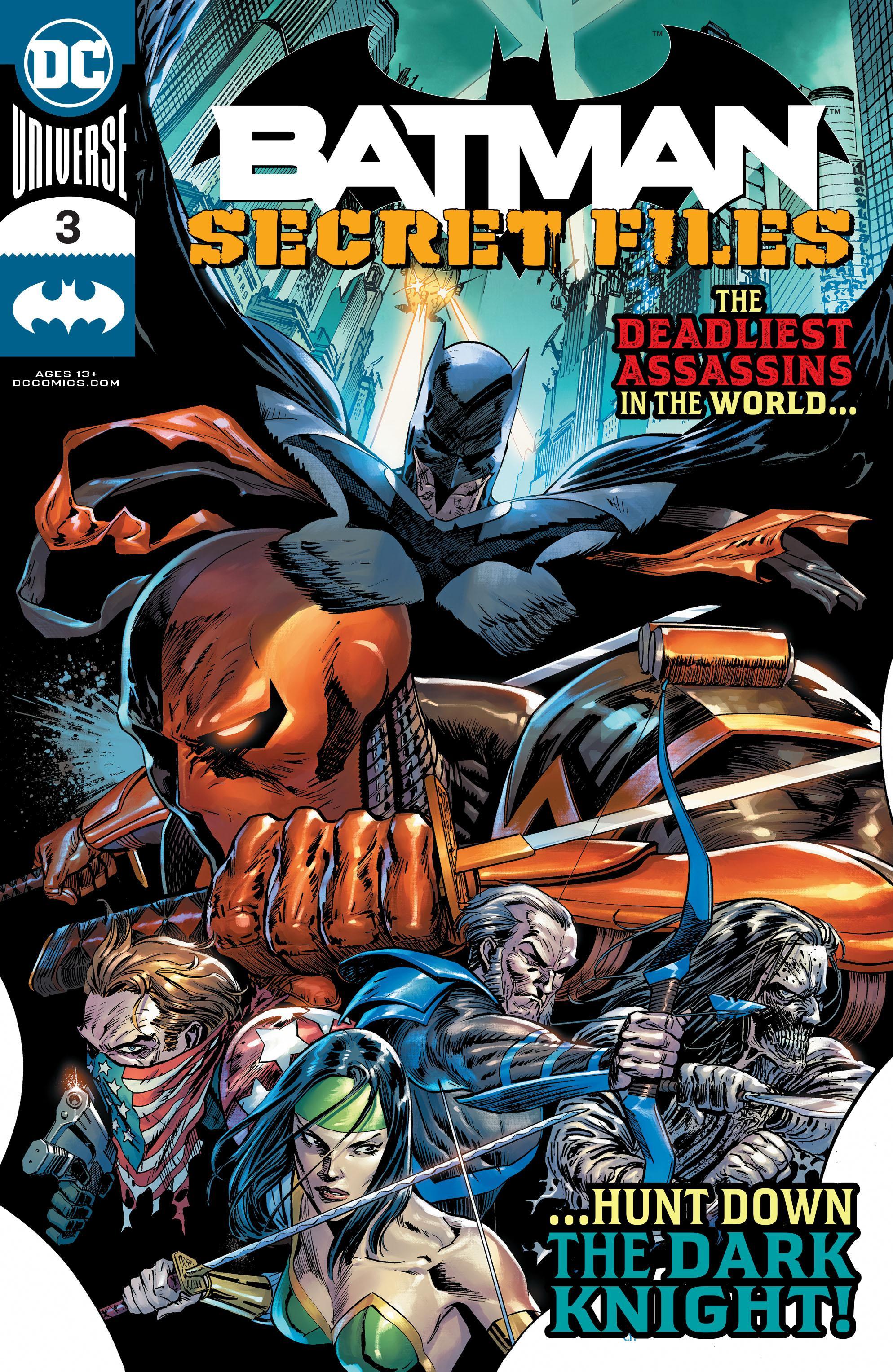 BATMAN #3 DC COMICS