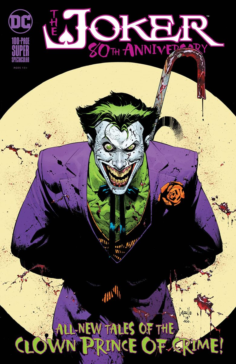 The Joker 80th Anniversary 100 Page Super Spectacular 1 Review Batman News