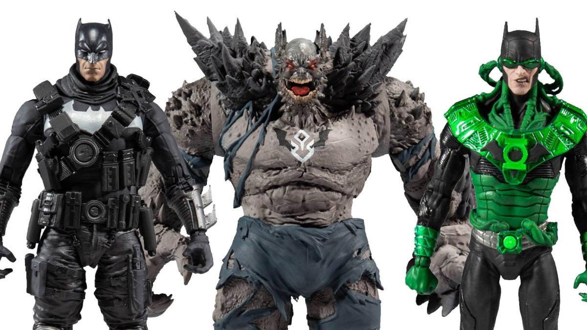 Metal The Dawnbreaker McFarlane DC Multiverse Batman Earth-32 Dark Nights