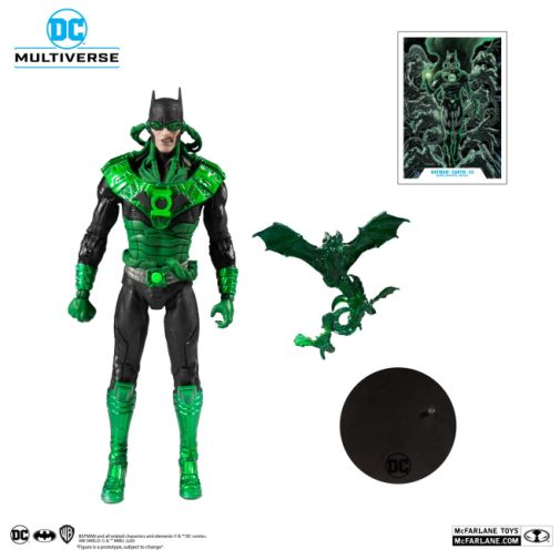 McFarlane Toys - DC Multiverse - Batman - Dark Knights Metal - The Dawnbreaker - 01