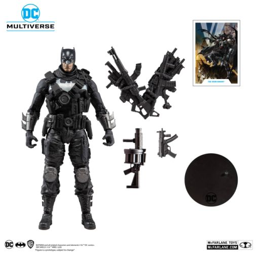 McFarlane Toys - DC Multiverse - Batman - Dark Knights Metal - The Grim Knight - 01