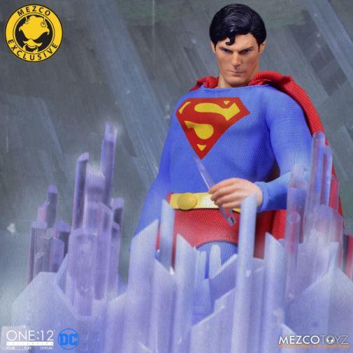Mezco Toyz - Superman - Christopher Reeve - 12
