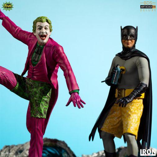Iron Studios - Batman 1966 - Surfs Up - Batman - 04
