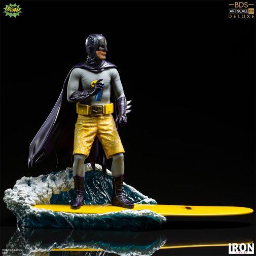 Iron Studios - Batman 1966 - Surfs Up - Batman - 08