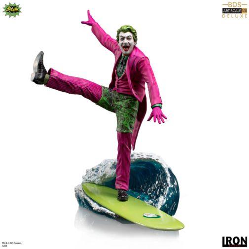 Iron Studios - Batman 1966 - Surfs Up - Joker - 04