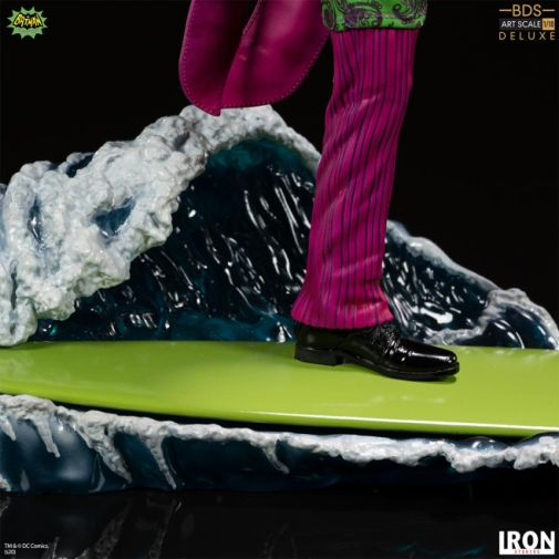 Iron Studios - Batman 1966 - Surfs Up - Joker - 11