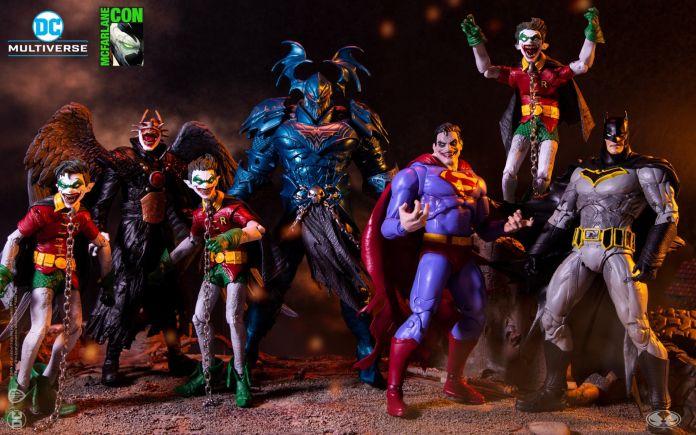 McFarlane Toys DC Multiverse - SDCC 2020 - BAF Wave - The Merciless