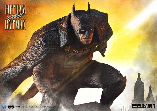 Prime 1 Studio - DC Comics - Gotham by Gaslight - Black Ver - 01