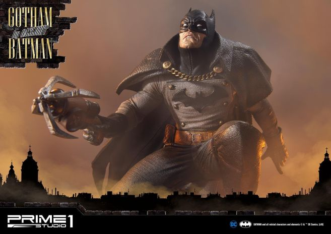 Prime 1 Studio - DC Comics - Gotham by Gaslight - Black Ver - 02