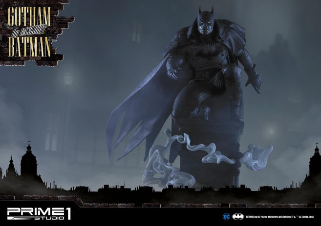 Prime 1 Studio - DC Comics - Gotham by Gaslight - Black Ver - 10