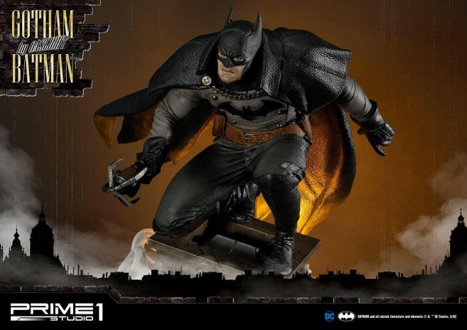 Prime 1 Studio - DC Comics - Gotham by Gaslight - Black Ver - 13