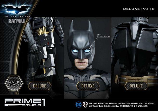 Prime 1 Studio - The Dark Knight - Batman -1-2 Scale - 09