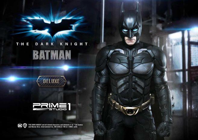 Prime 1 Studio - The Dark Knight - Batman -1-2 Scale - 26
