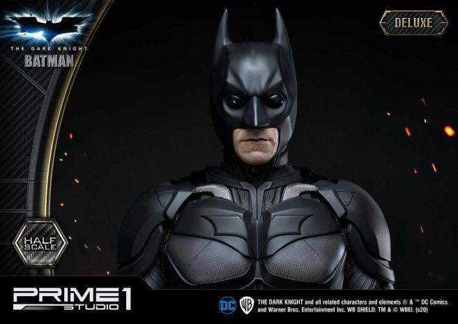 Prime 1 Studio - The Dark Knight - Batman -1-2 Scale - 50