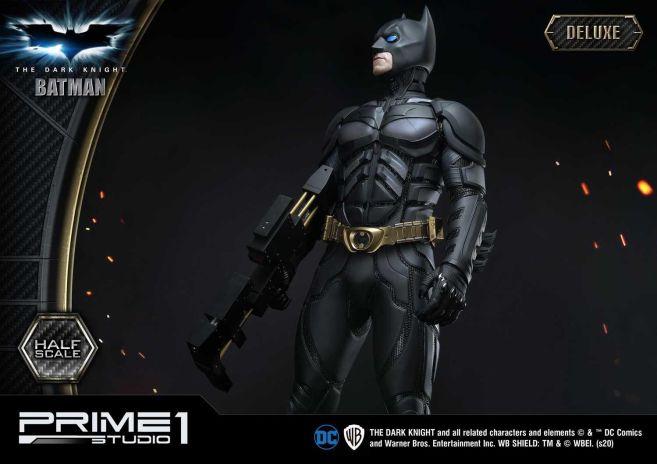 Prime 1 Studio - The Dark Knight - Batman -1-2 Scale - 54